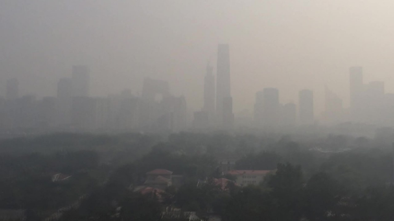 Is Coronavirus Carried by Particles of Air Pollution?